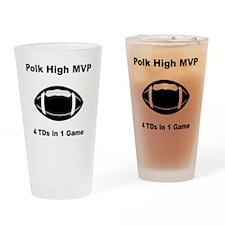 polk-high-mvp Drinking Glass