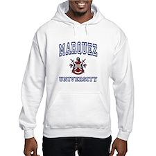 MARQUEZ University Hoodie