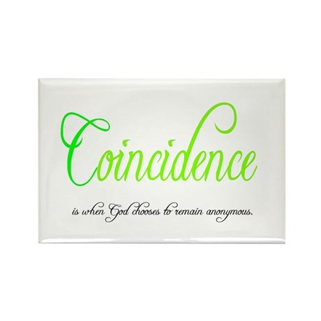 Coincidence Rectangle Magnet (100 pack)