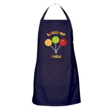 Lollipop Guild Apron (dark)