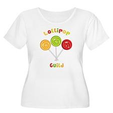Lollipop Guild Plus Size T-Shirt
