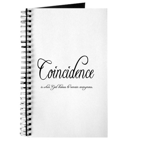 Coincidence Journal