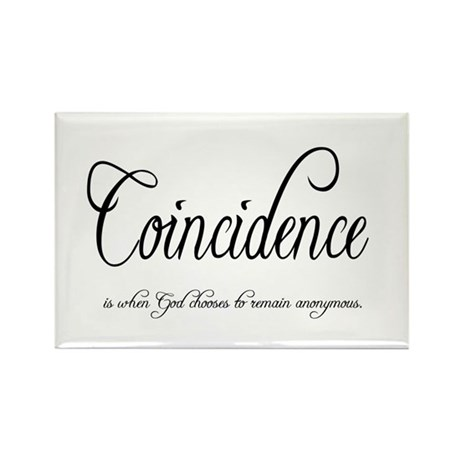 Coincidence Rectangle Magnet (10 pack)