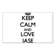 Keep Calm and Love Jase Decal
