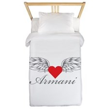 Angel Wings Armani Twin Duvet