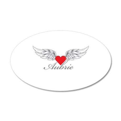 Angel Wings Aubrie Wall Decal