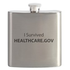 I Survived HEALTHCARE.GOV Flask