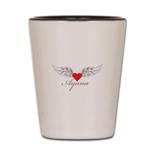 Angel Wings Ayana Shot Glass