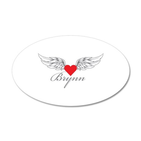 Angel Wings Brynn Wall Decal