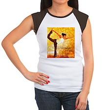 Black Yogi- T-Shirt
