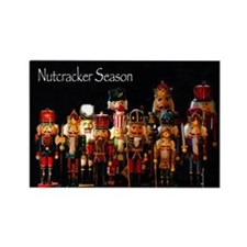 NutcrackerSeason2 Rectangle Magnet
