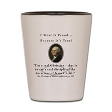Thomas Jefferson adult_t_shirt_Thomas J Shot Glass