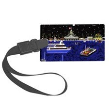 Newport Beach_legendary Harbor Luggage Tag