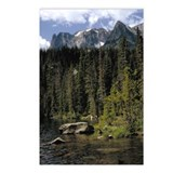 Rocky Mountain Vista Postcards (Package of 8)