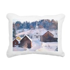 vt photo  Rectangular Canvas Pillow