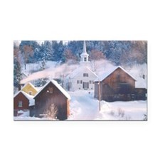 vt photo  Rectangle Car Magnet