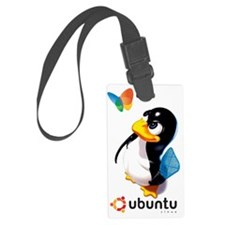 Tux Swat-U Luggage Tag