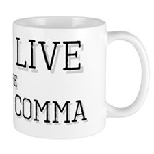 Oxford-Comma Mug