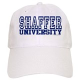 SHAFFER University Baseball Cap