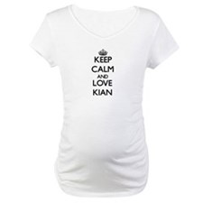 Keep Calm and Love Kian Shirt