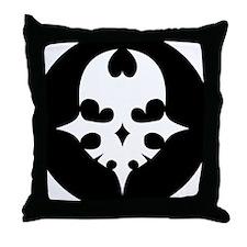 twewy_player_pin Throw Pillow