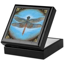Dragon fly  Keepsake Box