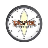 DRIFTER Wall Clock