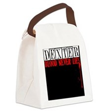 Blood Never Lies Journal Canvas Lunch Bag