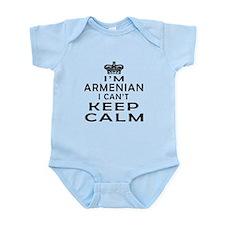 I Am Armenian I Can Not Keep Calm Onesie