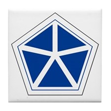 5th Corps Tile Coaster