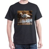 Assateague Island Egret T-Shirt