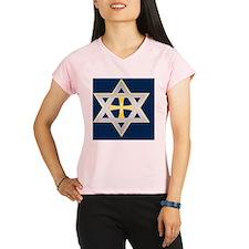 star cross2 copy Performance Dry T-Shirt