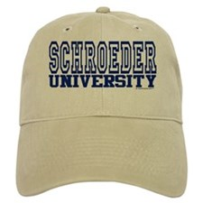 SCHROEDER University Hat