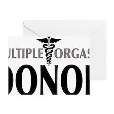 MO_DONOR Greeting Card