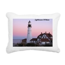 Fall Night 015 Rectangular Canvas Pillow
