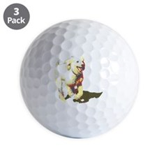 fetch-poodle Golf Ball