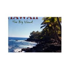 Hawaii_Cover Rectangle Magnet