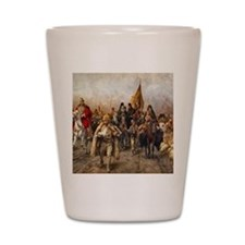 migrationsmallposter Shot Glass