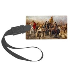 migrationframed Luggage Tag