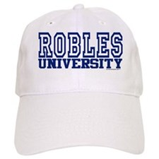 ROBLES University Baseball Cap
