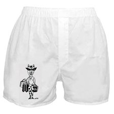 Crazzie Catz Cat Shopaholic Boxer Shorts