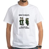 Army Sensitivity Training Tee Shirt
