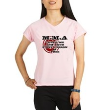 MMA teeshirt: touch me, fi Performance Dry T-Shirt