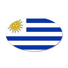 Uruguay Wall Decal