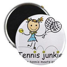 tennis_unkie Magnet