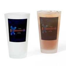 smallbluebass Drinking Glass