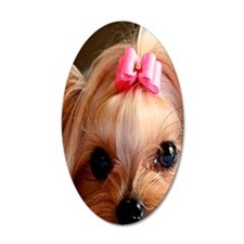 Yorkie 3G Wall Decal