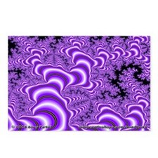 Fractal S~01 Postcards (8 Pack)