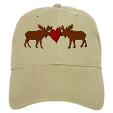 kissingmoose Baseball Cap
