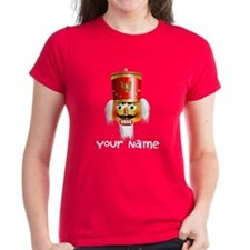 Personalized Nutcracker Head Tee